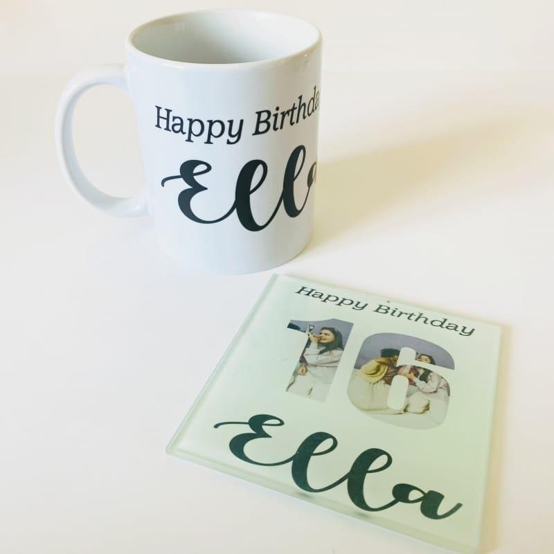 Happy 16 Birthday Mug