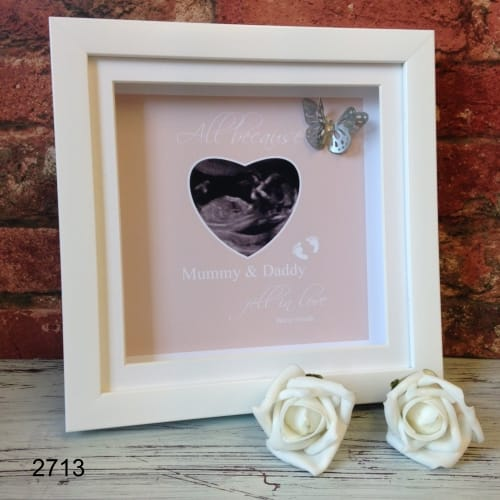 Personalised Scan keepsake