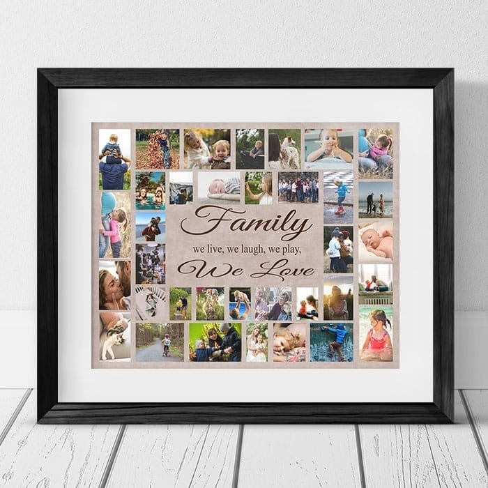 35 Photo Collage We Love