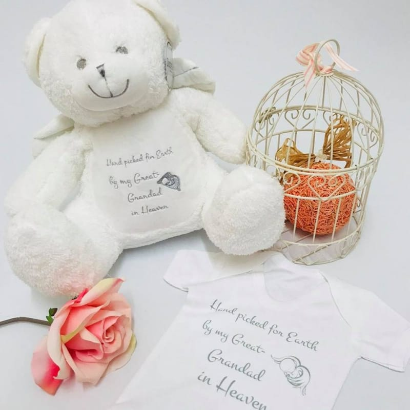 Hand Picked For Earth Teddy
