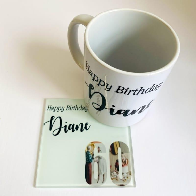 Happy 60 Birthday Mug
