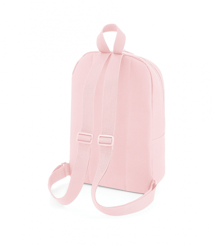 Personalised Embroidered Name Backpack - Pink