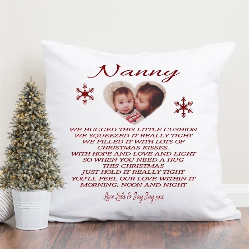Cushion - Christmas Hugs