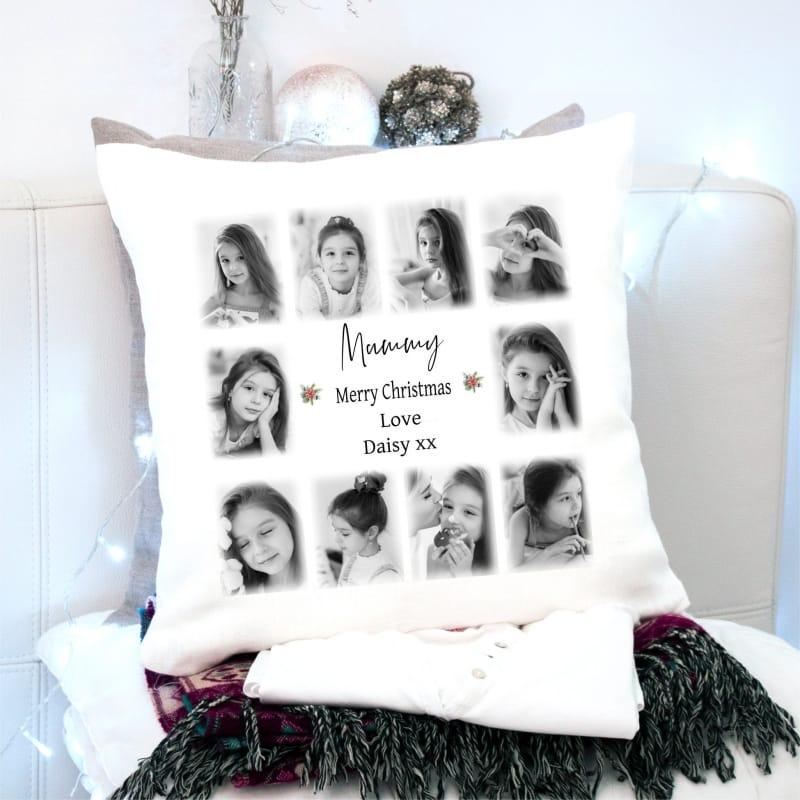 Merry Christmas Cushion Mum