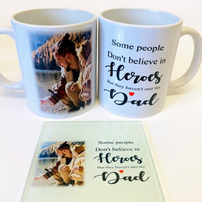 Mug Dad: Heroes