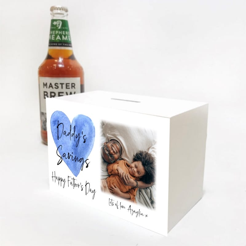 Father's Day Money Box