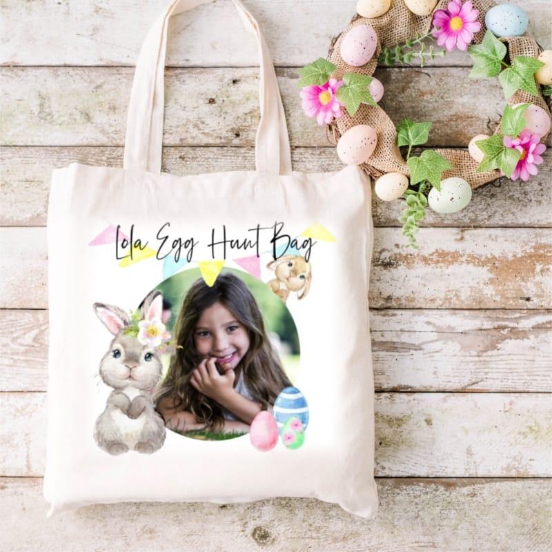 Easter Egg Hunt Bag - Girl