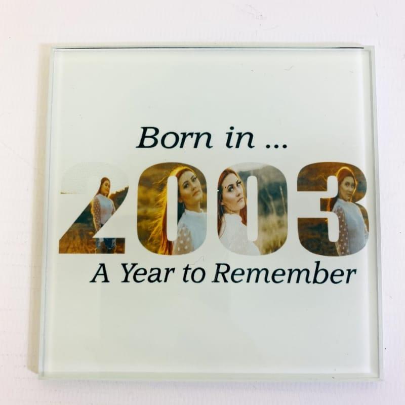 2003 Personalised Mug