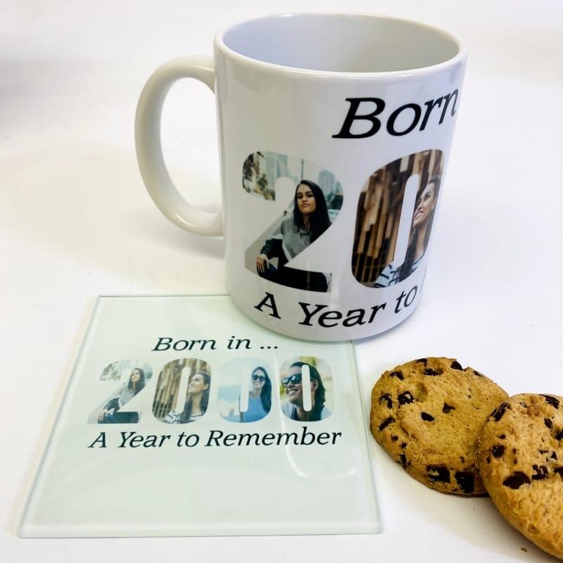 2000 Personalised Mug