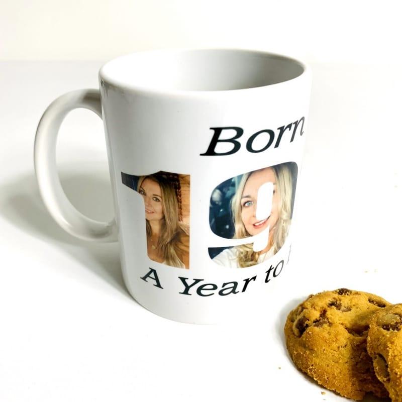 1981 Personalised Mug