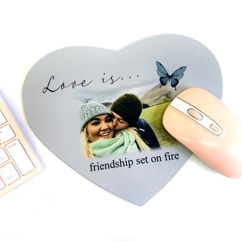 Mouse mat Love is