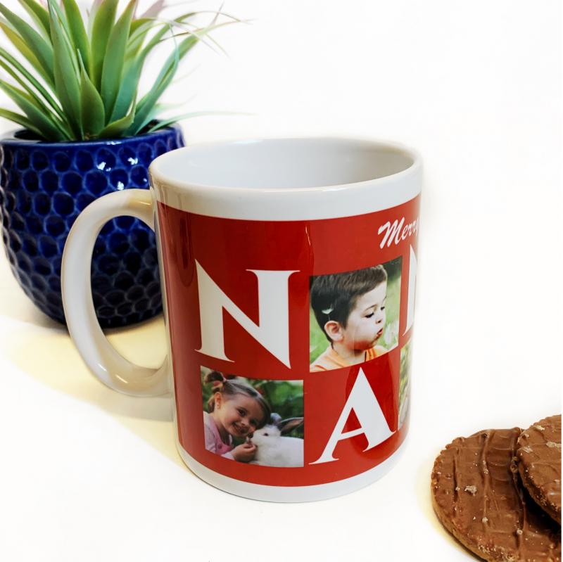 Nanny 5 Photo Mug