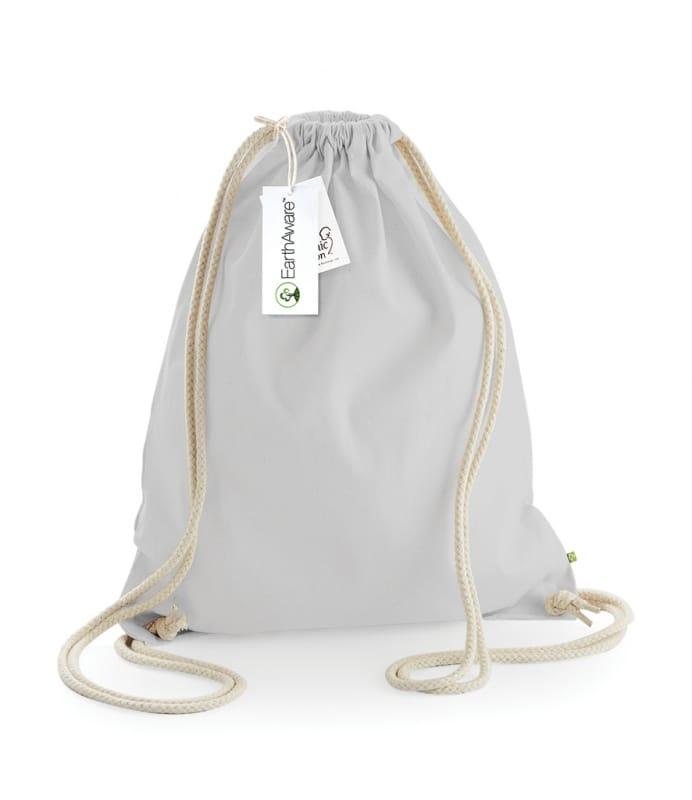 Personalised Organic Gym Bag - Ballerina