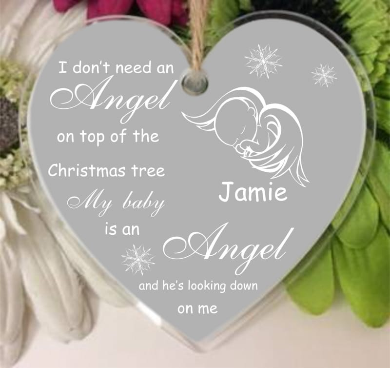 Heart : I don't need an Angel