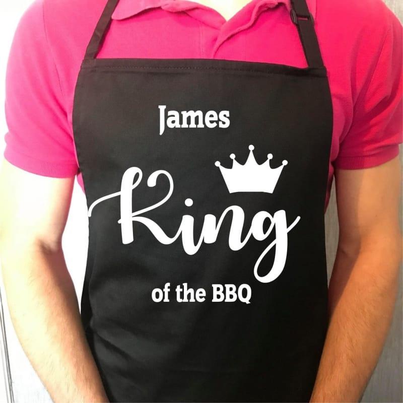 Apron - BBQ King