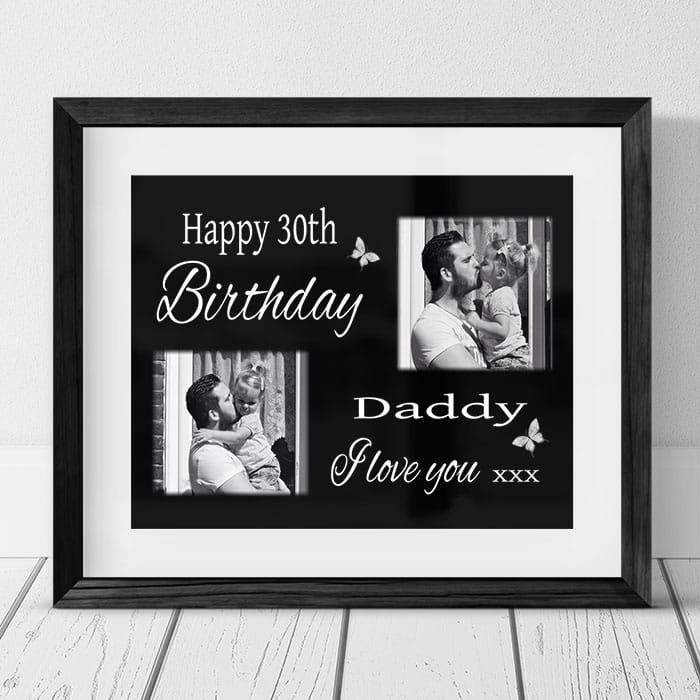 Happy Birthday : Frame, Block or Plaque
