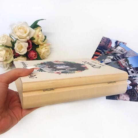 Holiday Photo Book Box