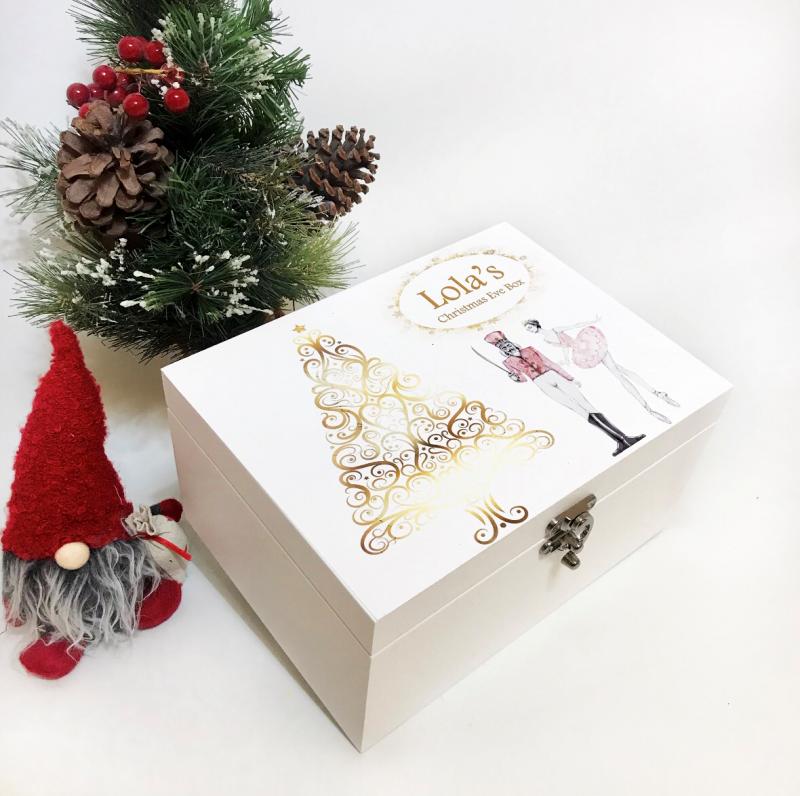 The Nutcracker Christmas Eve Box