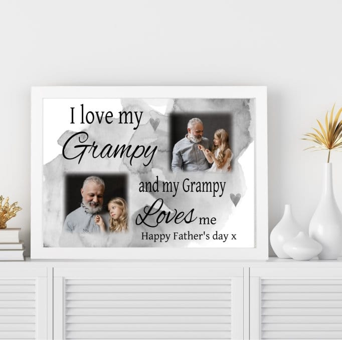 Love : Father's day Wall Frame