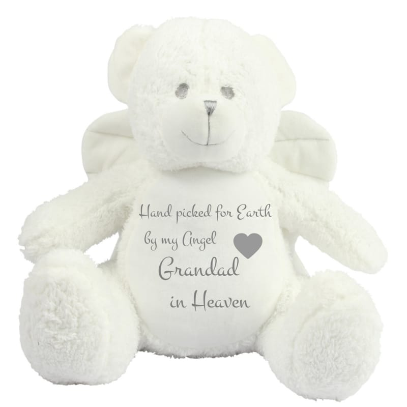 Angel Teddy, With Heart
