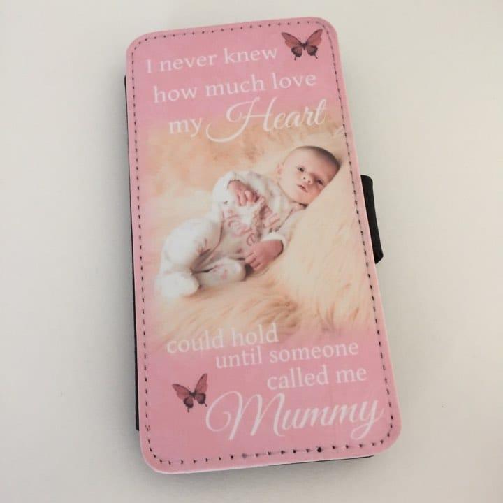 Personalised phone case : I never knew...