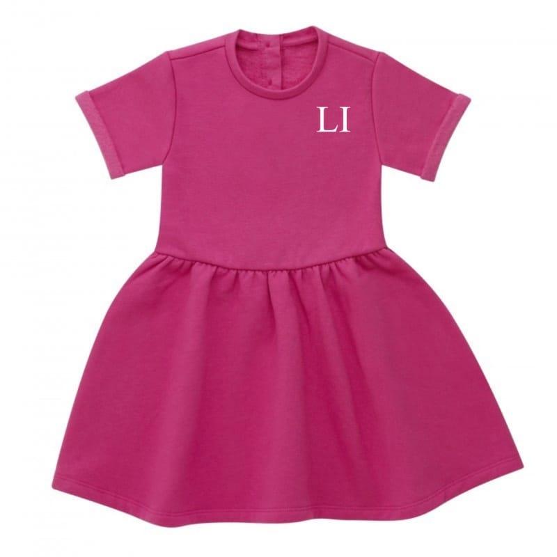 Initials Dress