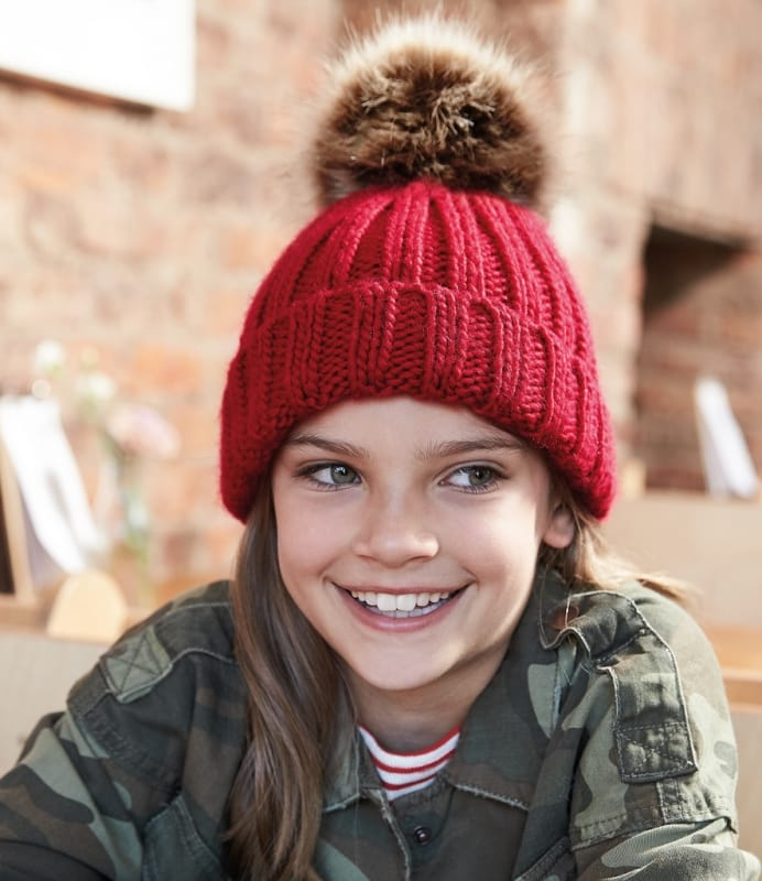 Personalised Bobble Hats