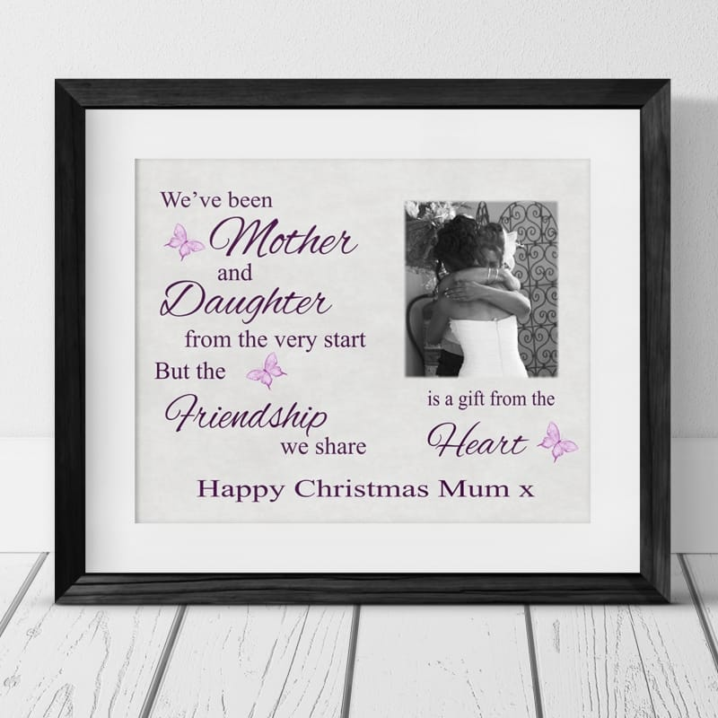A Gift From The Heart Christmas Keepsake