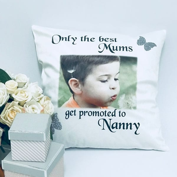 Glitter Cushion - Only The Best