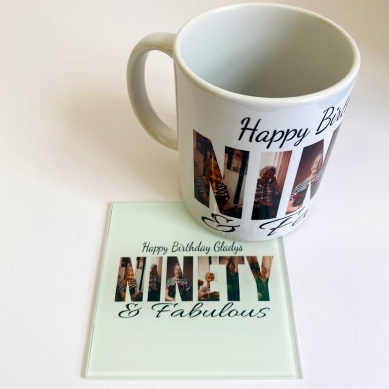 Ninety Mug