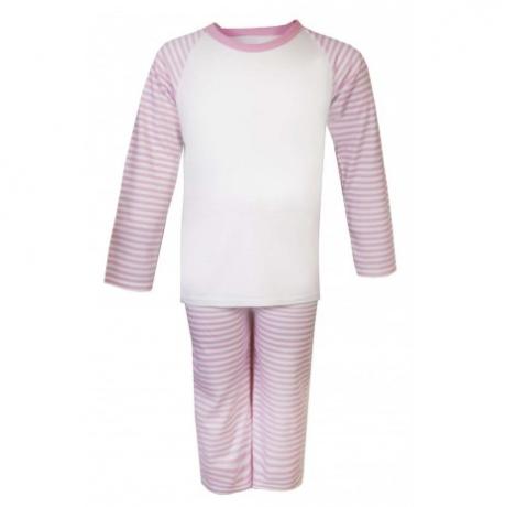 Children's personalised pyjamas- Stripe