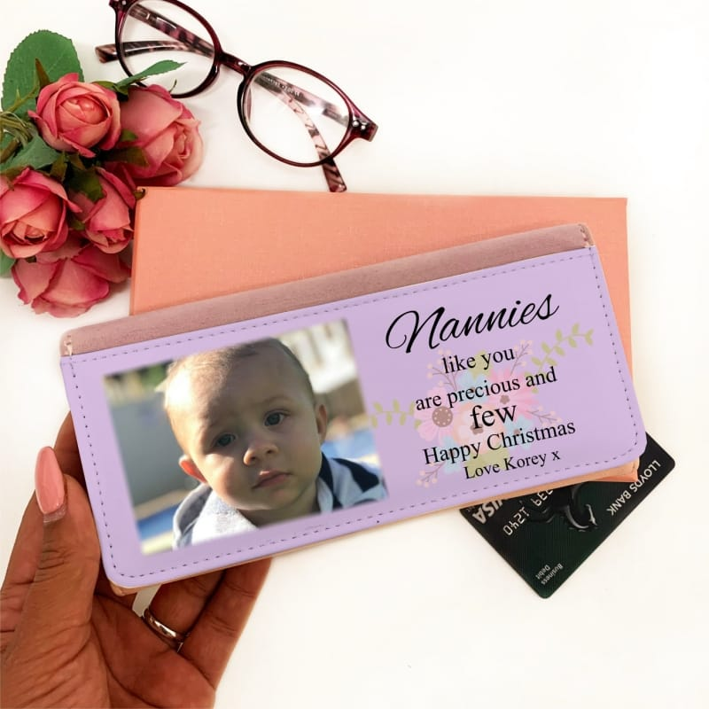 Personalised Pink Purse - precious and few