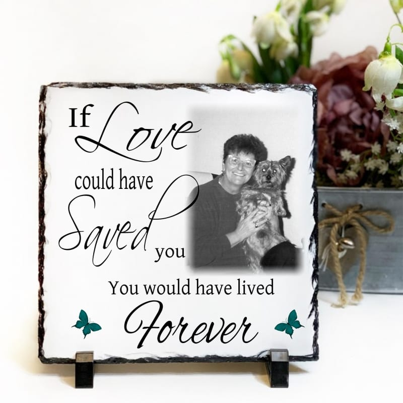 Personalised Slate: If Love Could Have Saved You