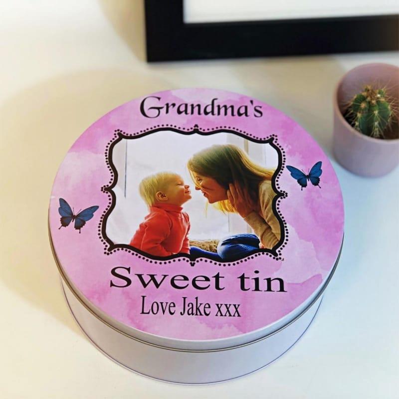 Personalised Tin - Sweeties