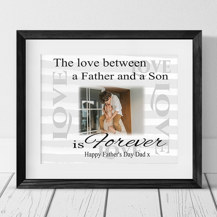 Father's day gift - The love between