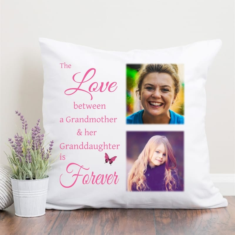 Personalised Cushion - The Love Between