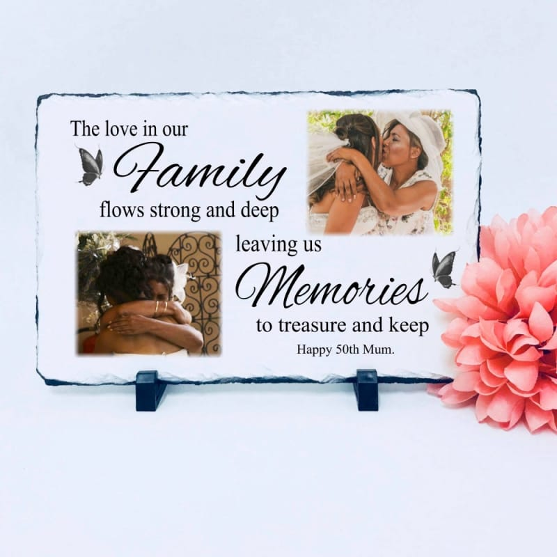 Lg photo slate - The love in our family