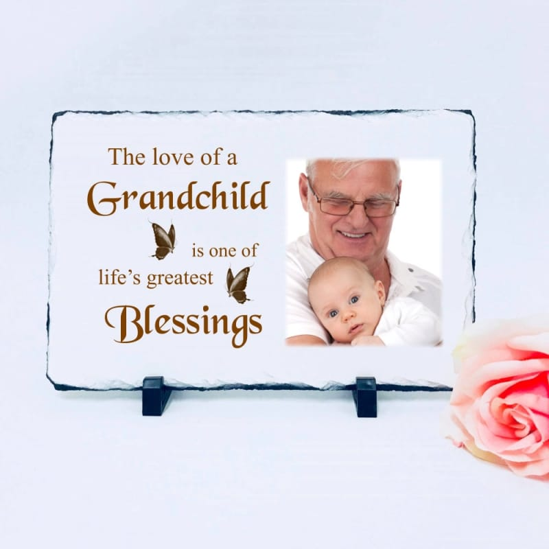 Lg Photo Slate - Life's Greatest Blessing