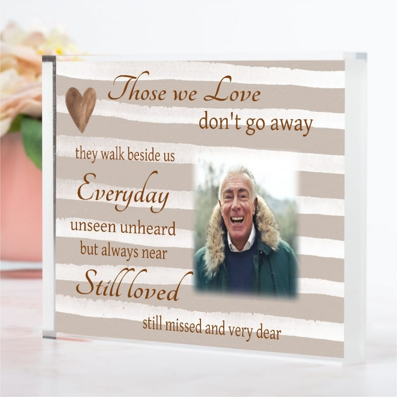 Those we love : Remembrance gift