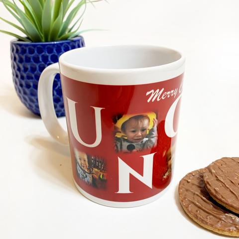 Uncle 5 Photo Mug
