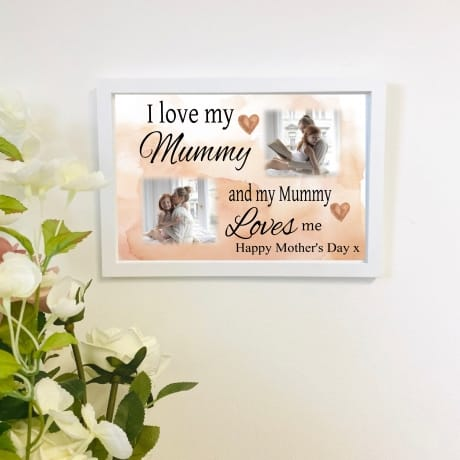 Love : Mother's Day Wall Frame