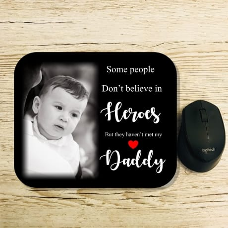 Mouse mat Hero