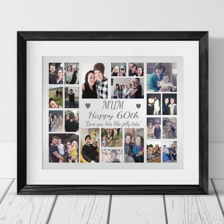 Happy Birthday - Photo collage