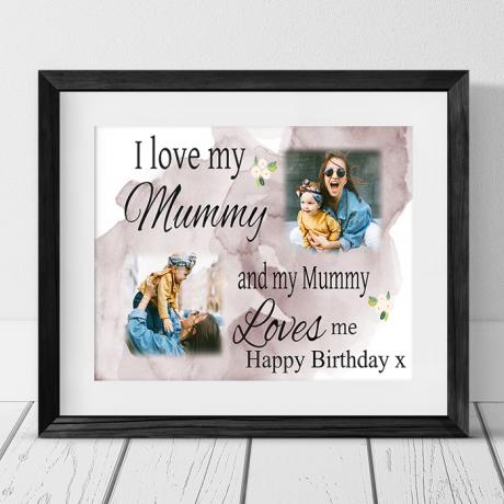 Love : Birthday Frame