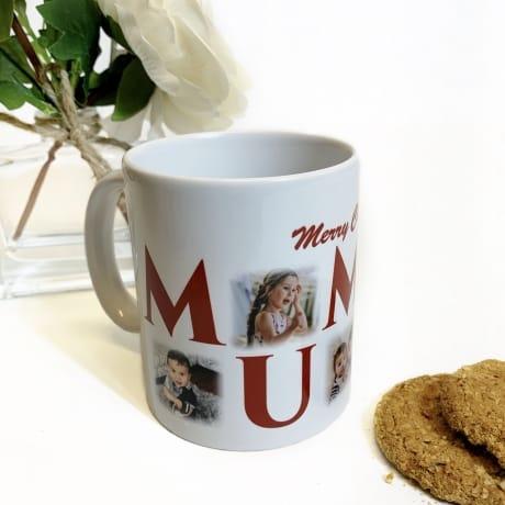 Mummy 5 Photo Mug