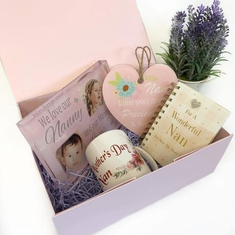 Nan - Personalised Gift Box