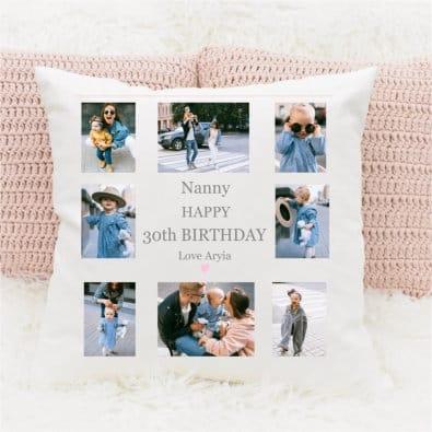 Birthday Cushion
