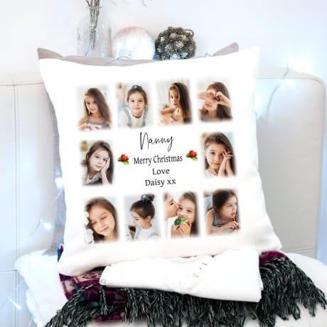 Merry Christmas Cushion Nan