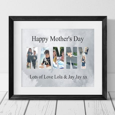 Nanny Photo letters Mother's day