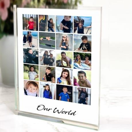 20 Photo Collage Block